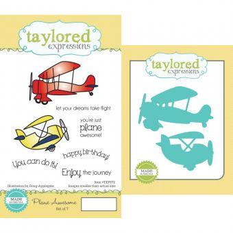 Taylored Expressions - Plane Awesome