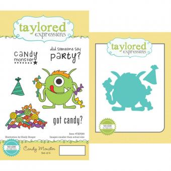 Taylored Expressions - Candy Monster