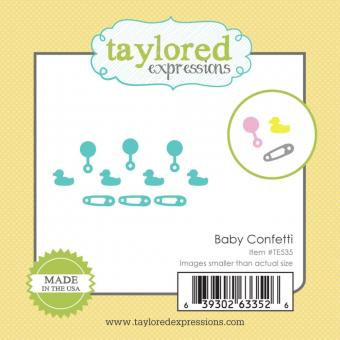 Taylored Expressions - Baby Confetti