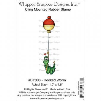Whipper Snapper - Hooked Worm