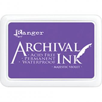 Archival Ink Pad - Majestic Violet