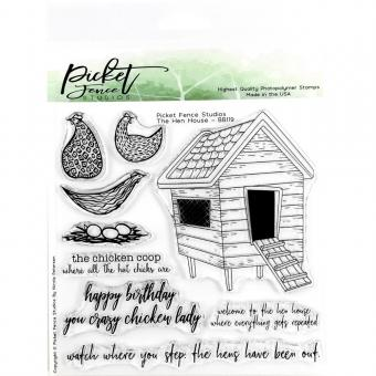 Picket Fence Studios - The Hen House