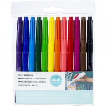 We R Cordless Marker Airbrush Markers Refill 12/Pkg