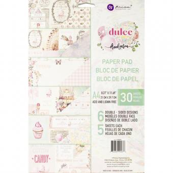 Prima Marketing Dulce By Frank Garcia A4 Paper Pad