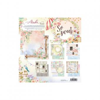 """Asuka Studio Collection Pack 12""""X12"""" - So Sweet"""