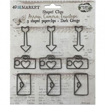 49 And Market Foundations Paper Clips 9/Pkg