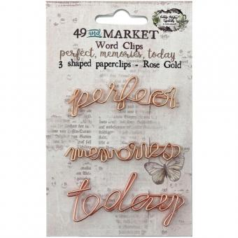 49 And Market Foundations Word Paperclips 3/Pkg