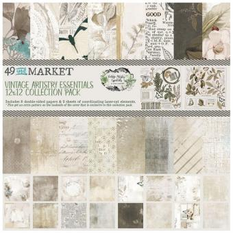 """49 And Market Collection Pack 12""""X12"""""""