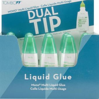 Tombow Mono Liquid Glue - 10 Pack