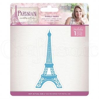 Crafter's Companion - Parisian Dies -  Purely Paris