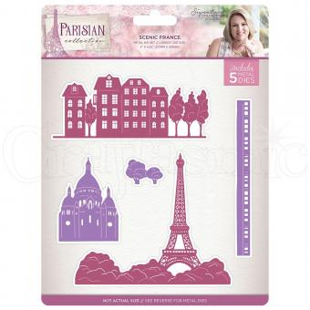 Crafter's Companion - Parisian Dies - Scenic France