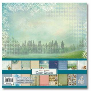 Paper Collection Set Holiday Romance