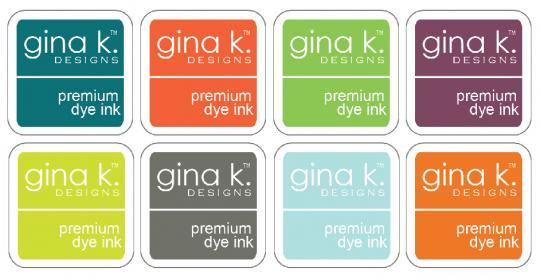 Gina K Designs - Ink Cubes- 2018 Add-On Colors