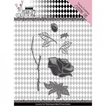 Pretty Pierrot 2 - Rose