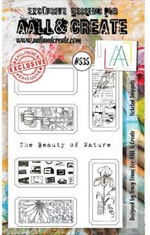 AALL and Create - A6 Stamp 535