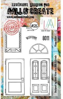 AALL and Create - A6 Stamp 525