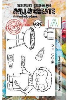 AALL and Create - A7 Stamp 509