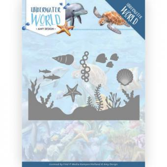 Amy Design - Underwater World - Sea Life