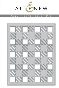 Altenew - Cozy Flannel Cover Die