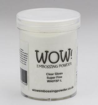 WOW! - Clear Gloss - large - Super Fine
