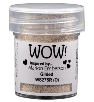 Wow! Embossing Glitters - Gilded