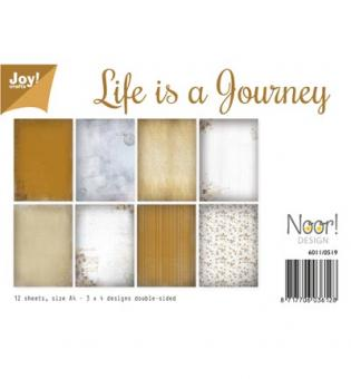 Life is a journey A4
