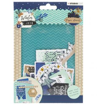 Die Cut Paper Set Winter Joys nr.658