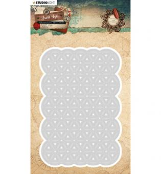 Studio Light- Embossing Die Cut Just Lou Exploration Collection nr.03