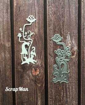 Scrapman - Magic Plant