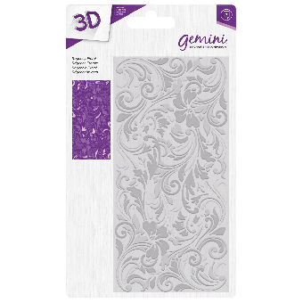 Gemini 3D Embossing Folder - Regency Floral