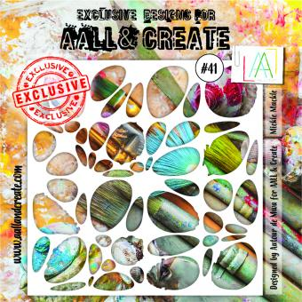 AALL & Create -Mickle Muckle #41