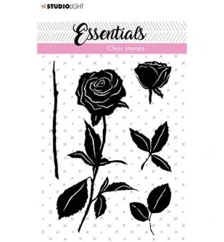 SL Clear Stamp Roses Essentials nr.28