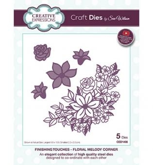 Creative Expressions - Floral Melody Corner