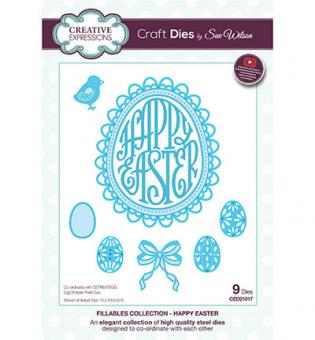 Creative Expressions - Happy Easter
