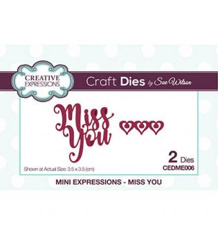Creative Expressions - Miss You