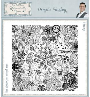 Creative Expressions - Ornate Paisley