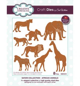 Creative Expressions - African Animals