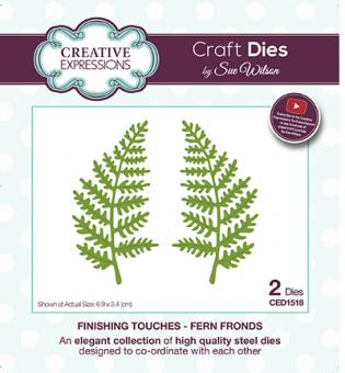 Creative Expressions - Fern Fronds