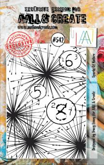 AALL and Create - A7 Stamp #542