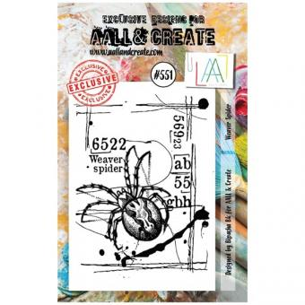 AALL and Create - A7 Stamp #551