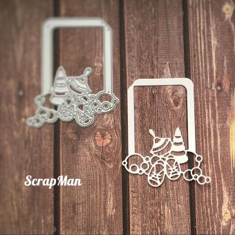Scrapman - Frame with Toy
