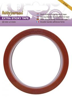 Extra Sticky Tape - 3 mm