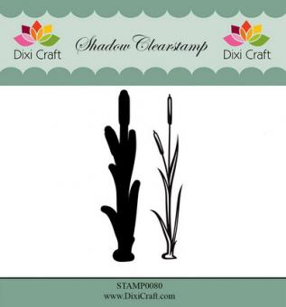 Dixi Shadow Clear Stamp flower 5
