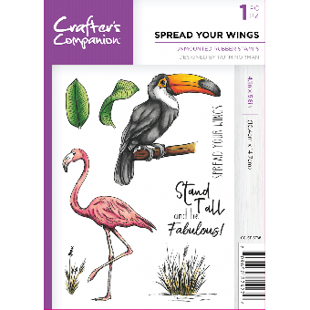 Crafter's Companion - Spread your Wings