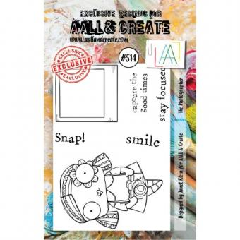 AALL and Create - A7 Stamp 514