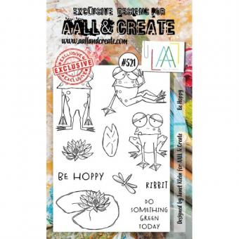 AALL and Create - A6 Stamp 521