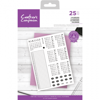 Crafter's Companion  - Kalender