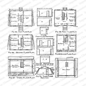 IO - Cover-a-Card House Plans
