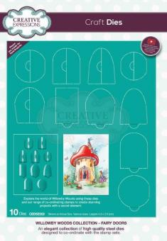 Creative Expressions - Fairy Doors Craft Die