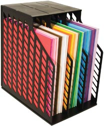 Cropper Hopper Easy Access Paper Holder